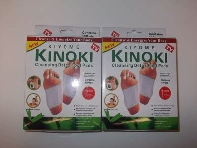 How Do You Leave Detox Pads On Your by Kinoki Cleansing Detox Foot Pads Cleanse And Energize