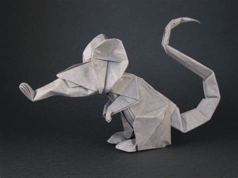 Eric Joisel Origami - origami rats mice and rodents page 4 of 5 gilad s