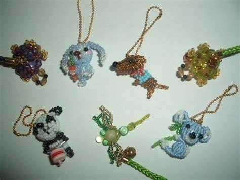 bead animals 183 a beaded charm 183 beadwork on cut out keep