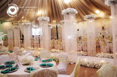 themed wedding events bn wedding decor great gatsby wedding in nigeria by red