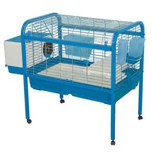 Duplex Rabbit Hutch Bunny Cages Sequa For