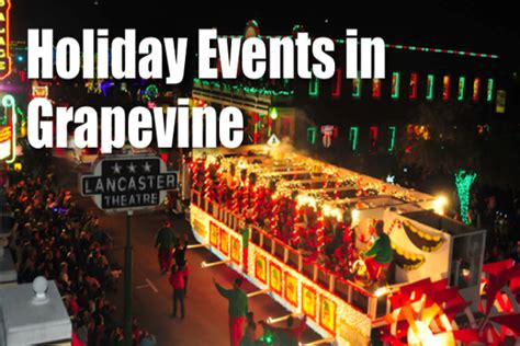 grapevine twinkle light boat parade top 3 getaways to travel with empire