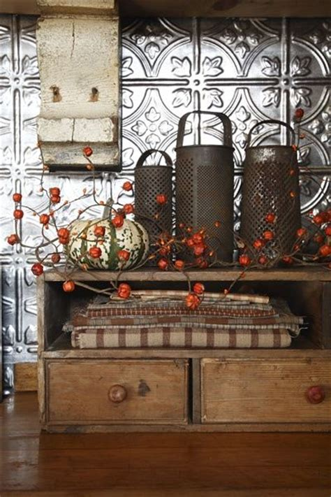 Rustic Primitive Home Decor 17 Best Images About Rustic Primitive Wallpaper On Tin Tiles York And Folk
