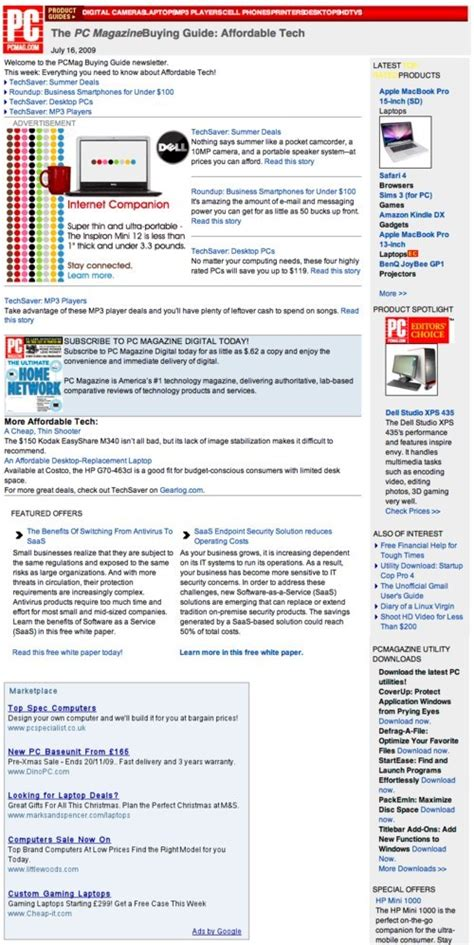 newsletter layout guidelines email newsletter design guidelines and exles