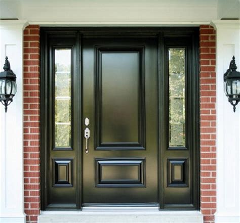 ideas for front doors new home designs latest modern homes modern doors