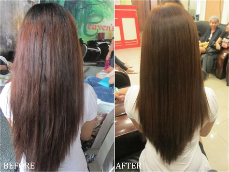 haircut for long rebonded hair how to hair care after rebonding hairzstyle com