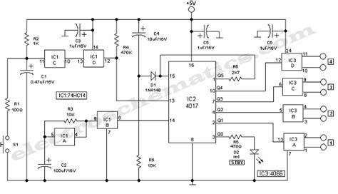 step switch selector