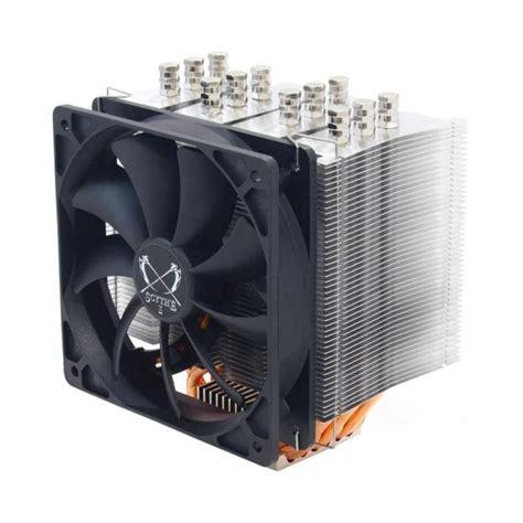 Komputer Pc Cpu Mugen For Dan Designer User Scythe Mugen 3 Cpu Cooler Lands In Europe