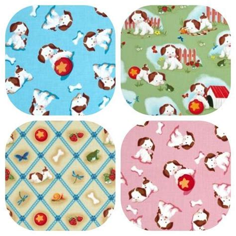 poky puppy fabric pin by chris on time to get crafty
