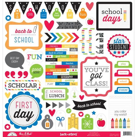 Aufkleber Schule by Stickers For School Search Stickers