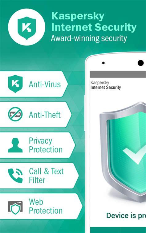 mobile kaspersky antivirus kaspersky security per android