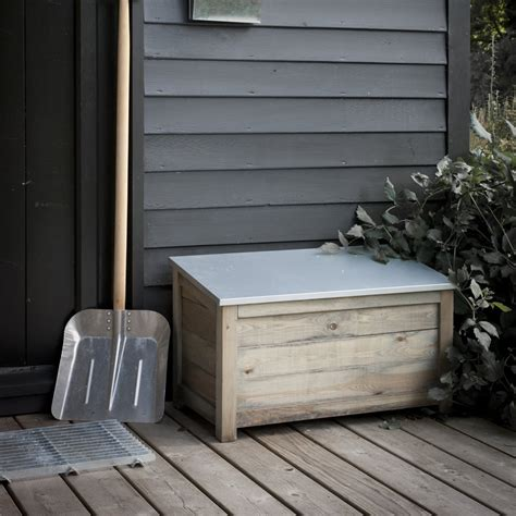 Small Patio Storage Box by Outdoor Storage Box Small