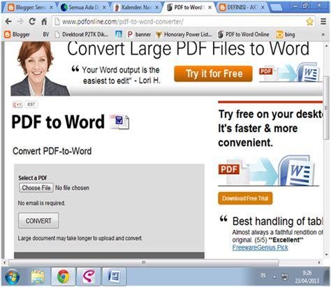 converter word ke pdf screenshoot