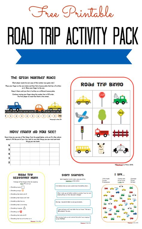 printable toddler travel games 10 free printables for your road trip