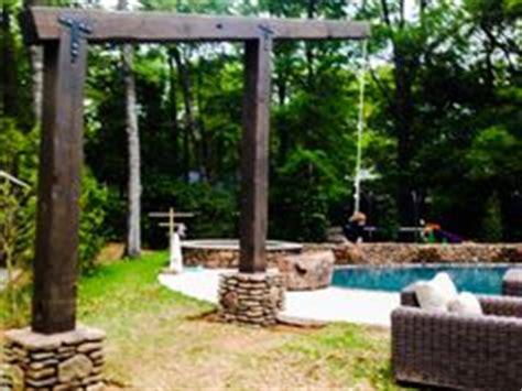 pool rope swing my backyard pool on pinterest rope swing teak and pools