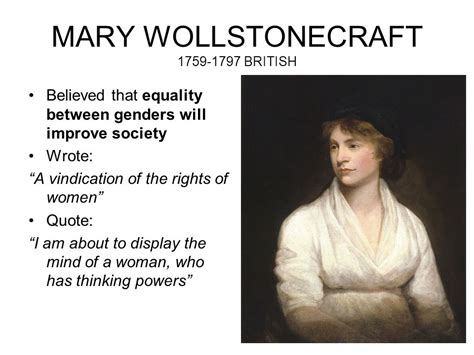 wollstonecraft quotes rene descarte significant contributions to