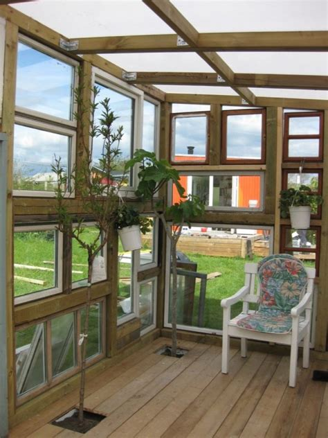 tiny house windows backyard tiny hobby house built from recycled windows