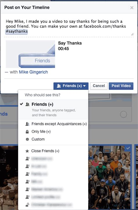 How To Use Facebook Gift Card - how to use facebook video cards to say thanks