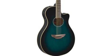 Yamaha Apx600 yamaha apx600 blue burst guitar co uk