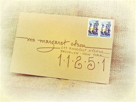 Best 25  Address envelopes ideas on Pinterest   How to