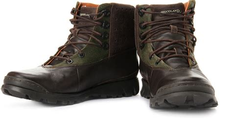 woodland boots buy brown color woodland boots