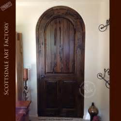 Arch Top Interior Doors Arched Wood Interior Doors Custom Designer Door