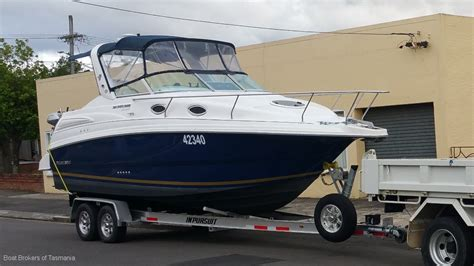boat trailers for sale launceston mustang 2800 series 3 sports cruiser and trailer power