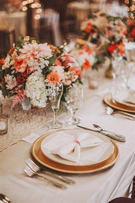 Top 4 Fall Wedding Color Combos to Steal   Deer Pearl Flowers