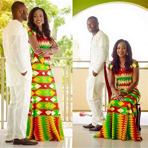 latest kente styles that will definitely be trendy this