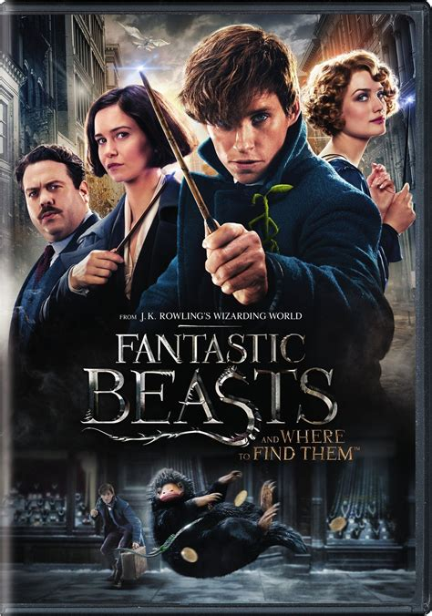 film fantasy violenti fantastic beasts and where to find them dvd release date