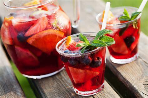 non alcoholic fruit punch dr morris