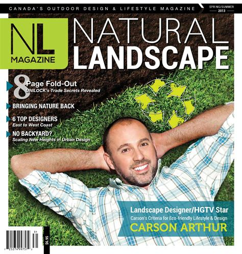 Landscaper Magazine Landscape Magazine Summer 2013 By Dave