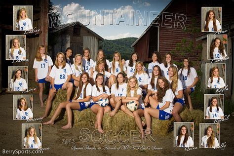 girl themes high school berrysports com 187 the 2012 mchs varsity girl s soccer poster