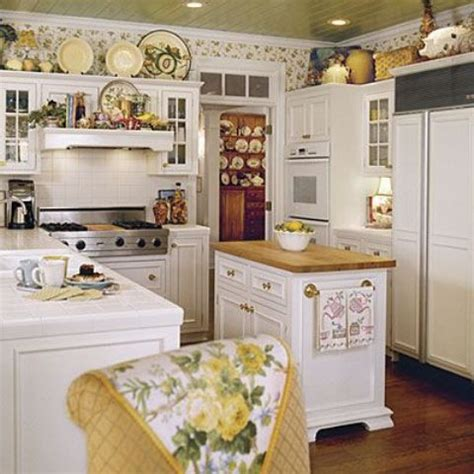 38 cozy and charming cottage kitchens digsdigs