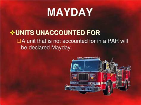 Mayday L by Ppt Section I Mayday Procedures Powerpoint Presentation