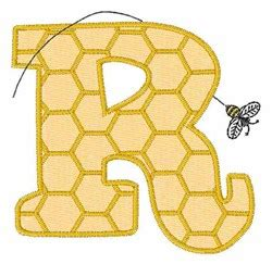 honeycomb pattern font honeycomb font r embroidery designs machine embroidery