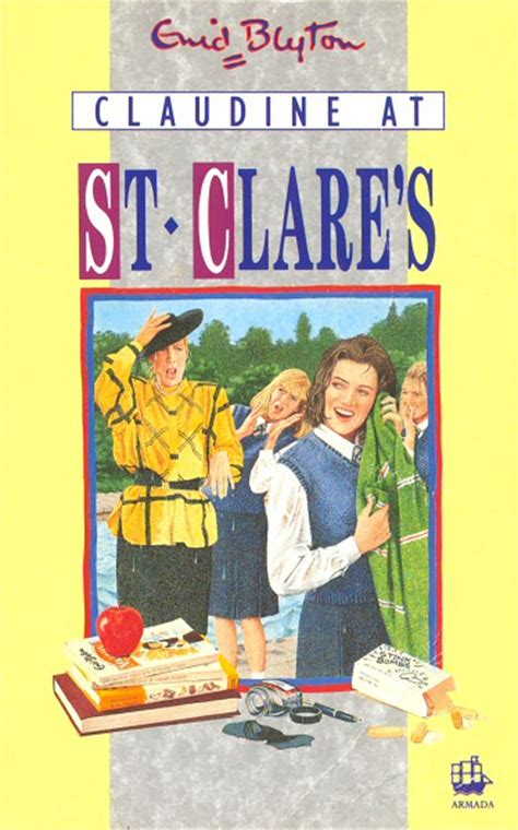 Claudine Di St Clare New Cover picture 1 claudine at st clare s