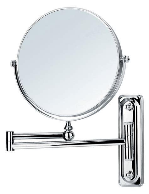 bathroom shaving mirrors wall mounted flova floral wall mounted adjustable round shaving mirror fl8908