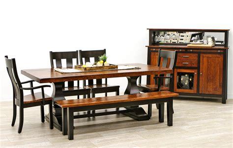 hillside furniture hillside pedestal table craft furniture