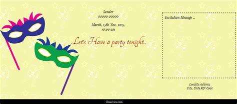 doc 788306 doc585585 sle invitation for get together
