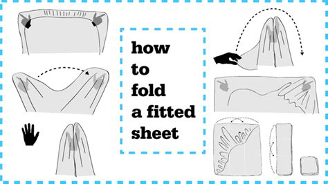sorcery and witchcraft how to fold a fitted sheet