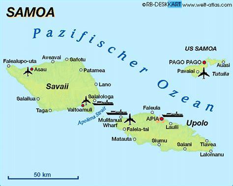 samoa map world map of samoa map in the atlas of the world world atlas