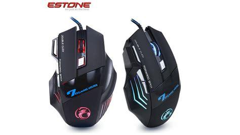 Mouse Estone X7 6 estone x7 7d gaming mouse