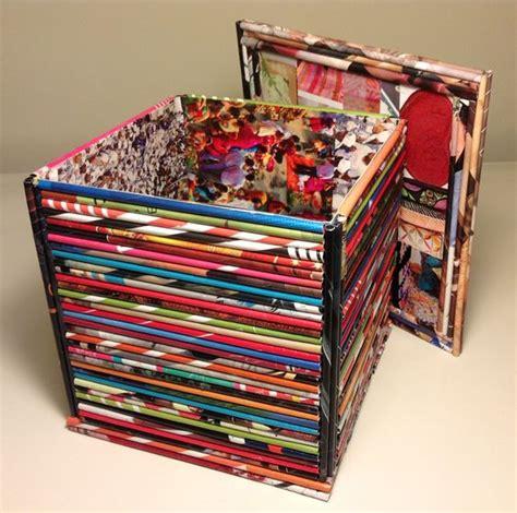 Anting Gantung Hati yuk bikin 12 ide daur ulang kertas yang nggak terpakai
