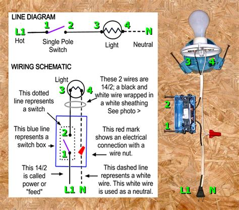 pole switch wiring diagram australia circuit and