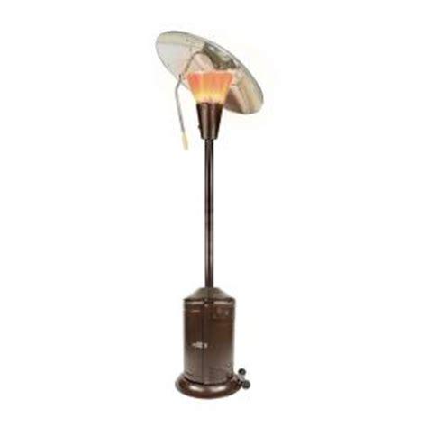 mirage 38 200 btu bronze heat focusing propane gas patio