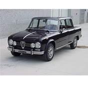 BRESCIACAR Classic Cars  ALFA ROMEO GIULIA SUPER 1600