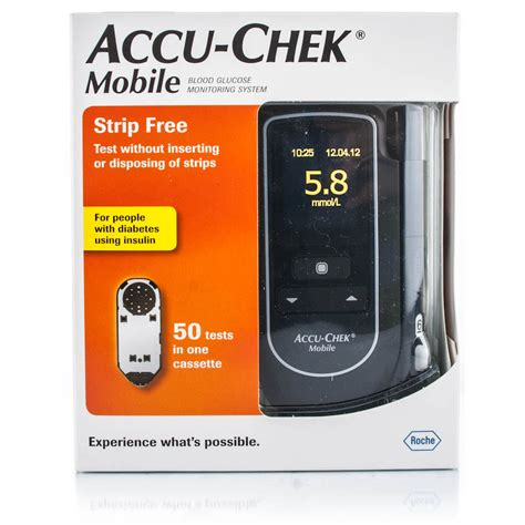 Accu Mobil Second accu chek test strips shop for cheap health and save