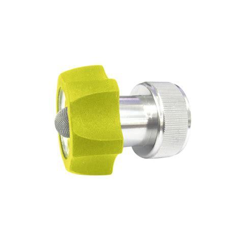 Garden Hose To Pressure Washer Sun Joe 3 4 In Pressure Washer To Garden Hose Adaptor For