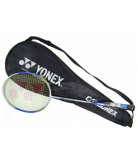 Raket Badminton Carbonex 8000 yonex carbonex 8000 badminton racquet buy at best